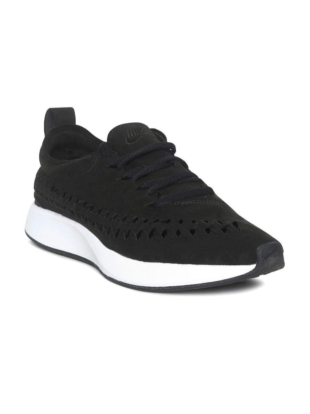 6af4656c2a16f6 Buy Nike Men Black Dualtone Racer Woven Sneakers - Casual Shoes for ...