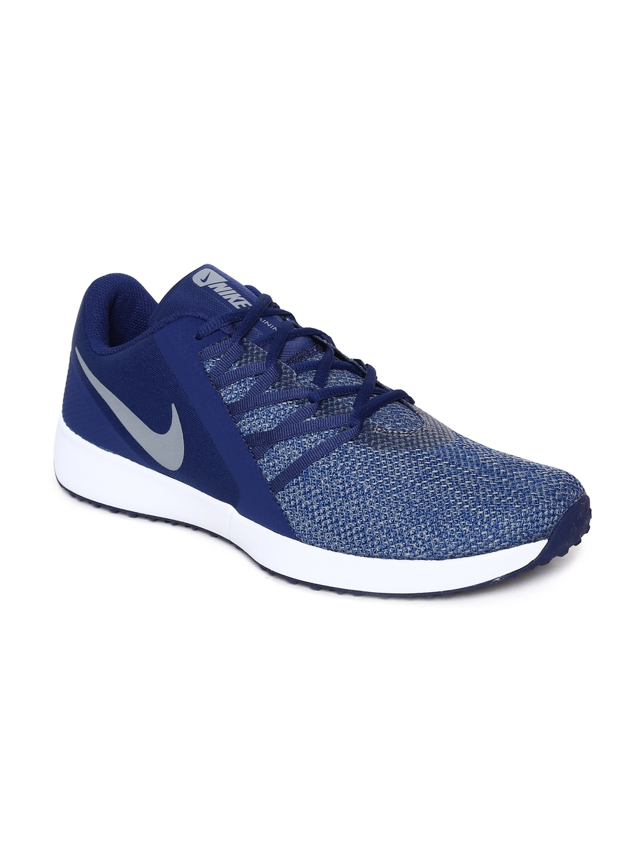hot sales 86923 d9443 Nike Men Blue VARSITY COMPETE TRAINER Training or Gym Shoes