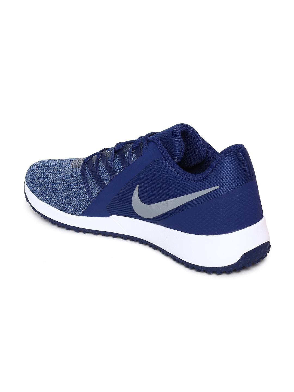 262f5ea4c88 Buy Nike Men Blue VARSITY COMPETE TRAINER Training Or Gym Shoes ...