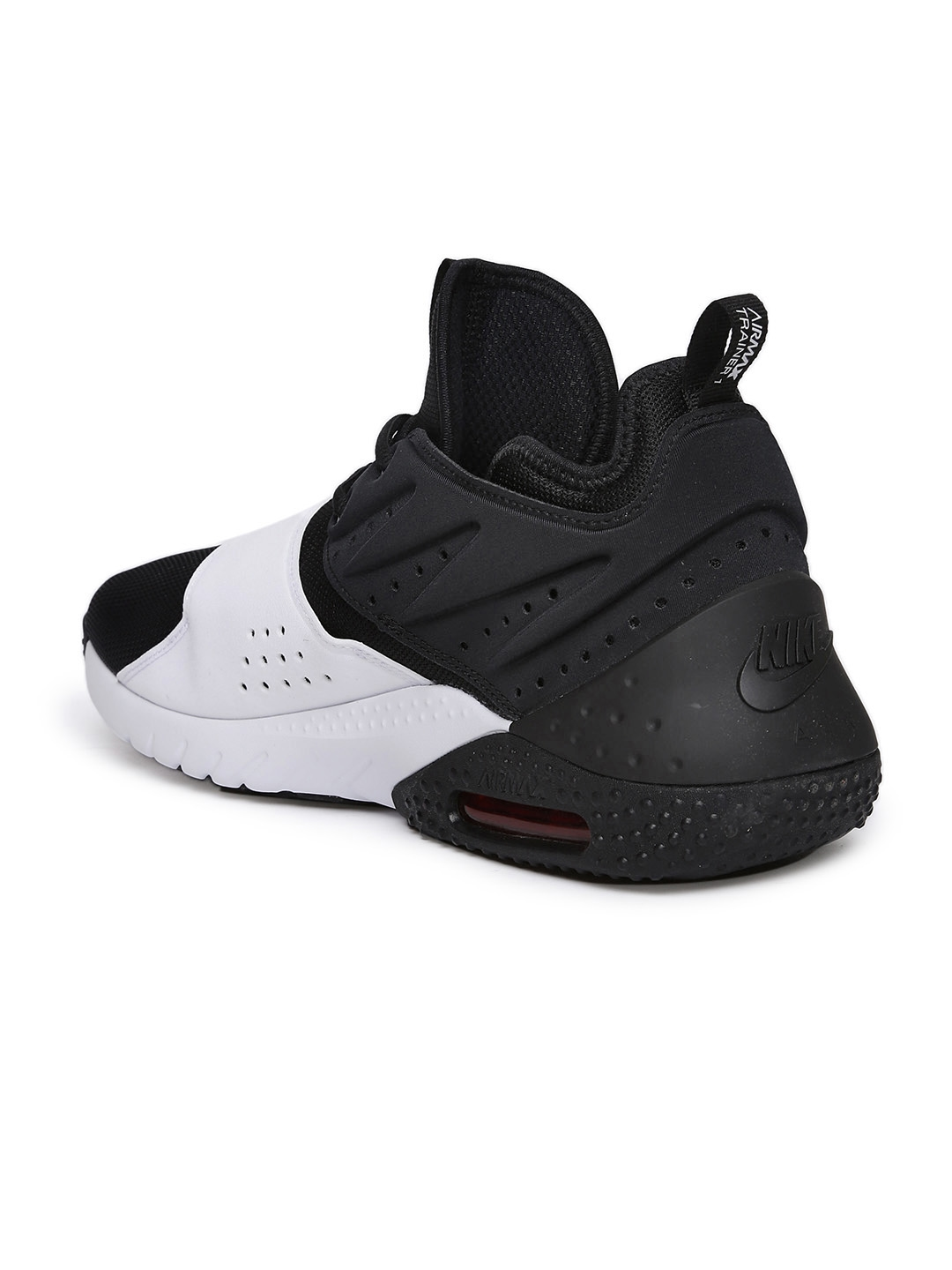 aba347e0ffca Buy Nike Men Black AIR MAX TRAINER 1 Training Shoes - Sports Shoes ...