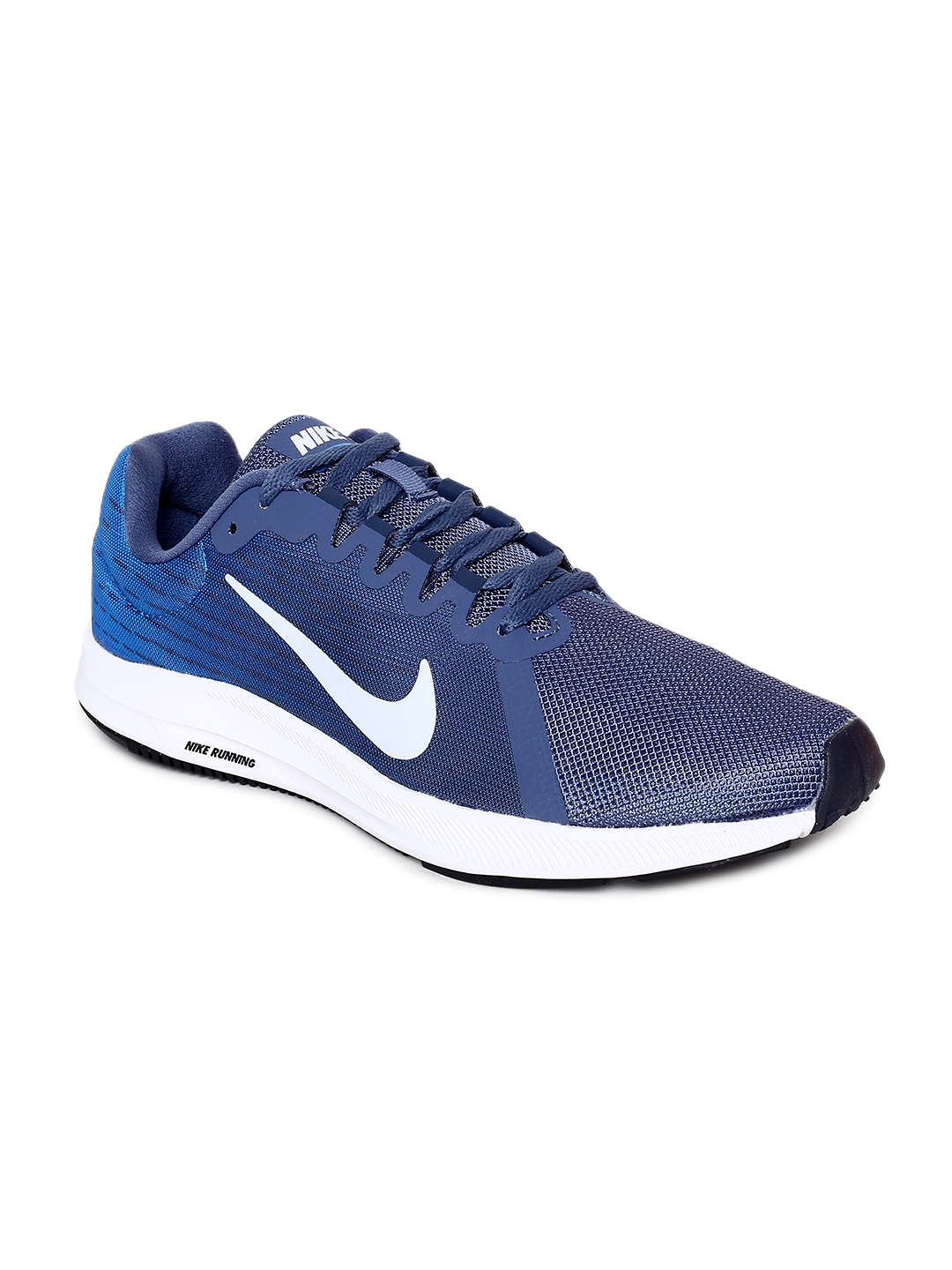 d29a58b073e69 Buy Nike Women NIKE DOWNSHIFTER 8 Blue Running Shoes - Sports Shoes ...