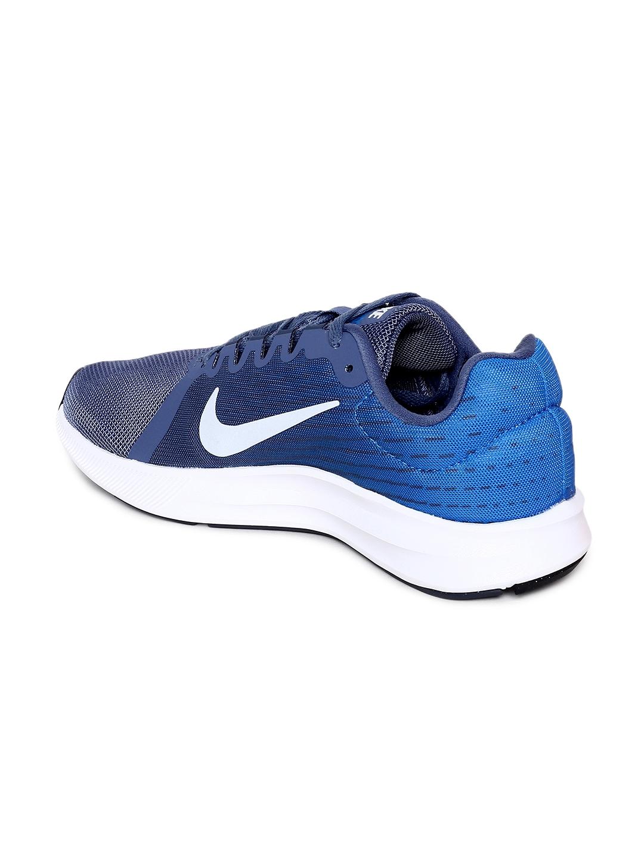 54e6bcb2d6210 Buy Nike Women NIKE DOWNSHIFTER 8 Blue Running Shoes - Sports Shoes ...