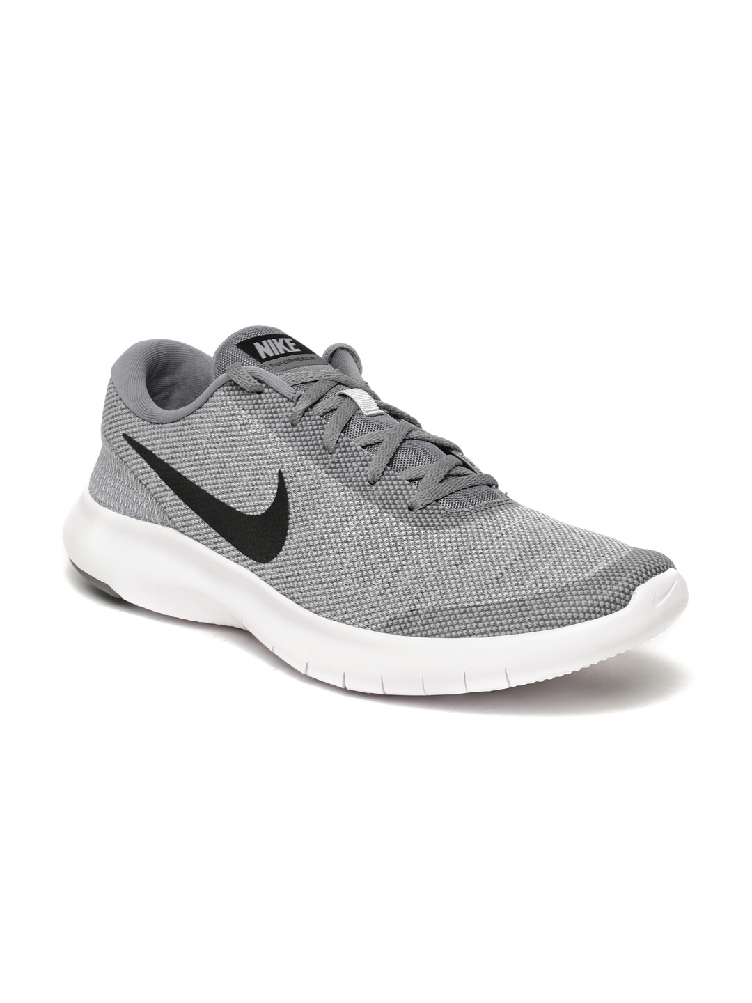 f06247a56482 Buy Nike Men Grey Flex Experience RN 7 Running Shoes - Sports Shoes ...