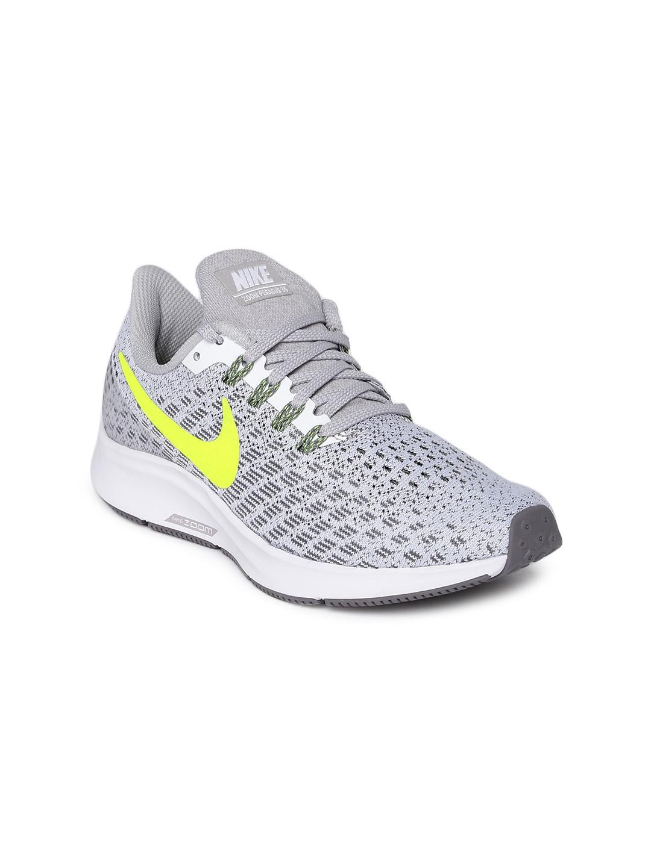 123703f91585 Buy Nike Women Grey Air Zoom Pegasus 35 Running Shoes - Sports Shoes ...