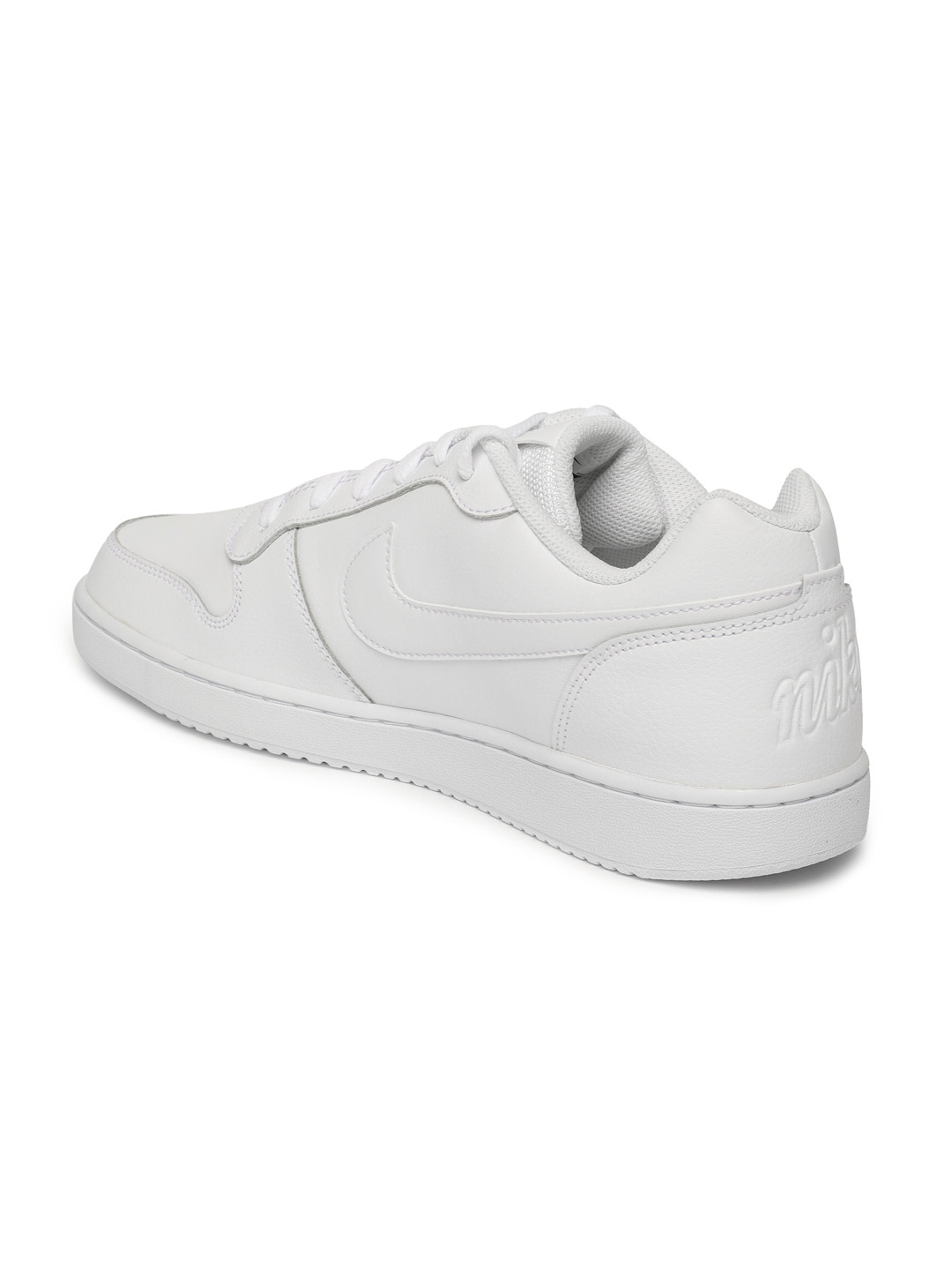 1169e63e3b Buy Nike Men White Leather Ebernon Low Sneakers - Casual Shoes for ...