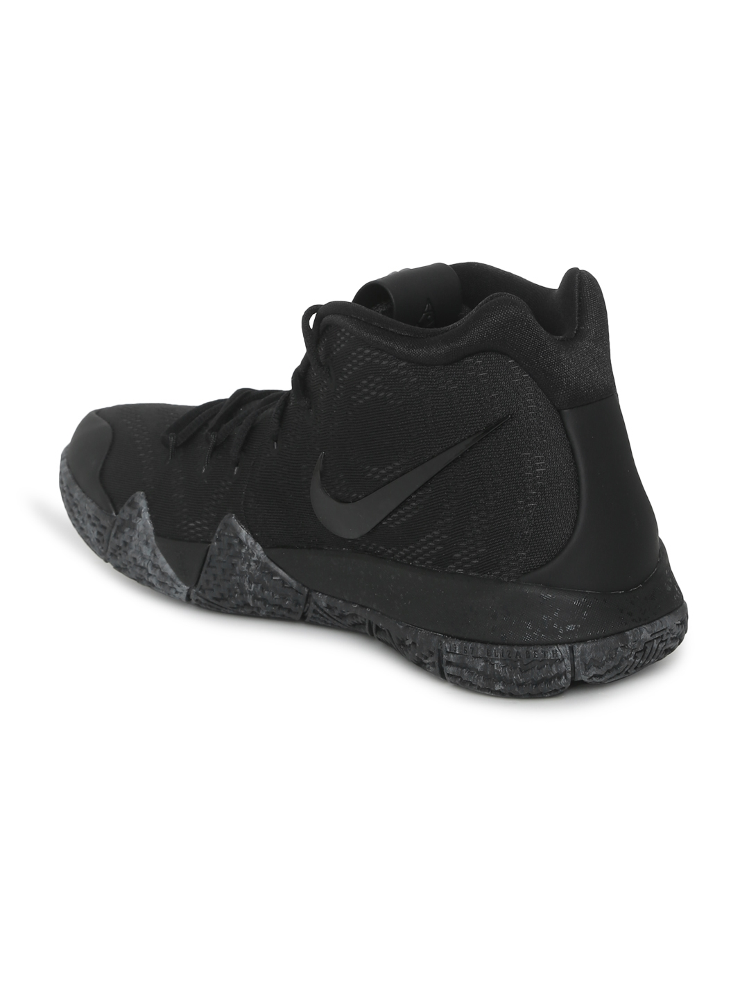 new style 53eb3 b30f6 Nike Men Black Kyrie 4 Basketball Shoe