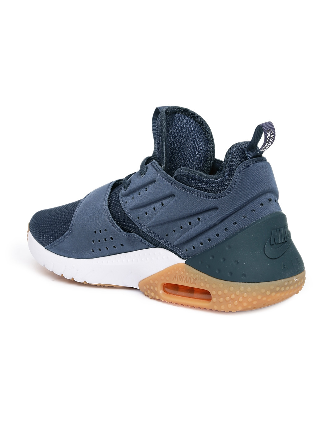 premium selection 4db82 e5085 Nike Men Navy Blue AIR MAX TRAINER 1 Training Shoes