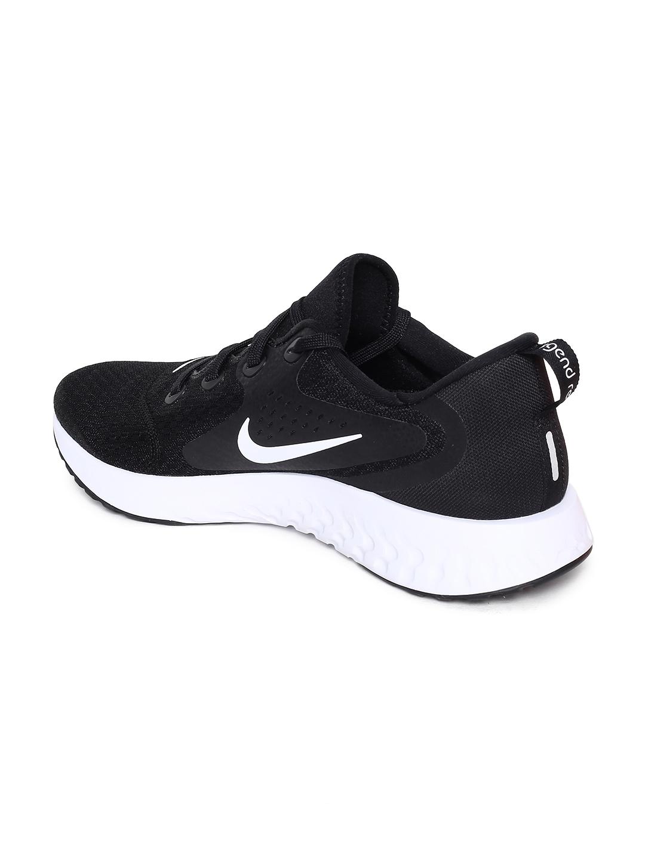 86b04069f164 Buy Nike Men Black Legend React Running Shoes - Sports Shoes for Men  6676939