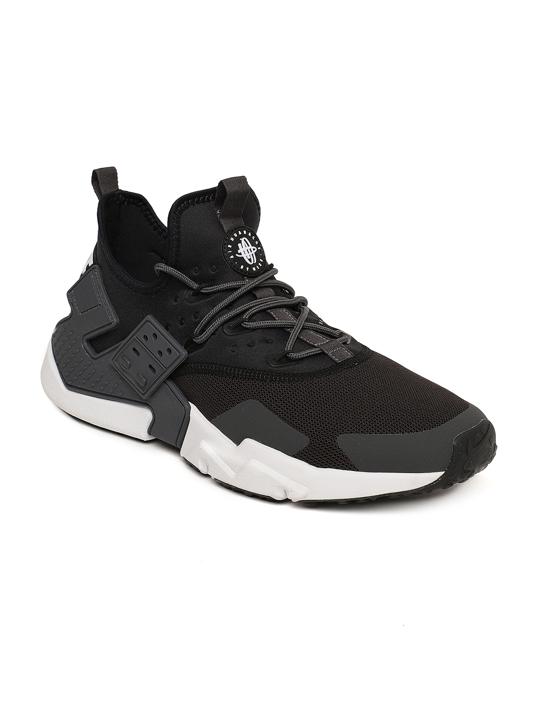 63f2a674836f Buy Nike Men Black Air Huarache Drift Sneakers - Casual Shoes for ...