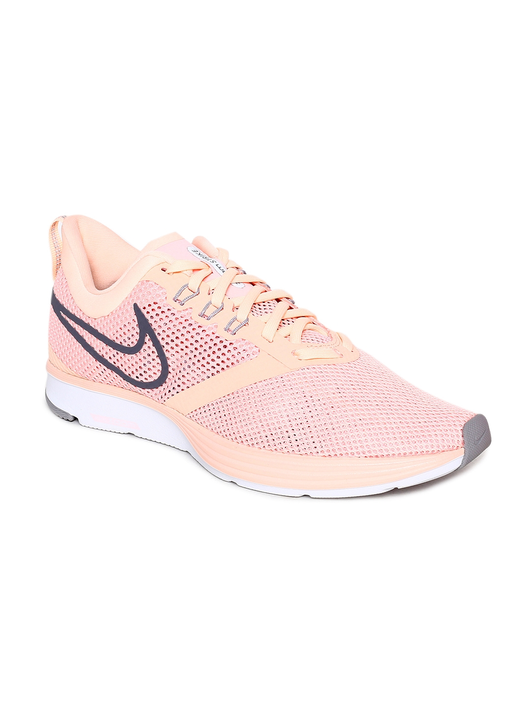 f74c6fdbe1711 Buy Nike Women ZOOM STRIKE Pink Running Shoes - Sports Shoes for ...