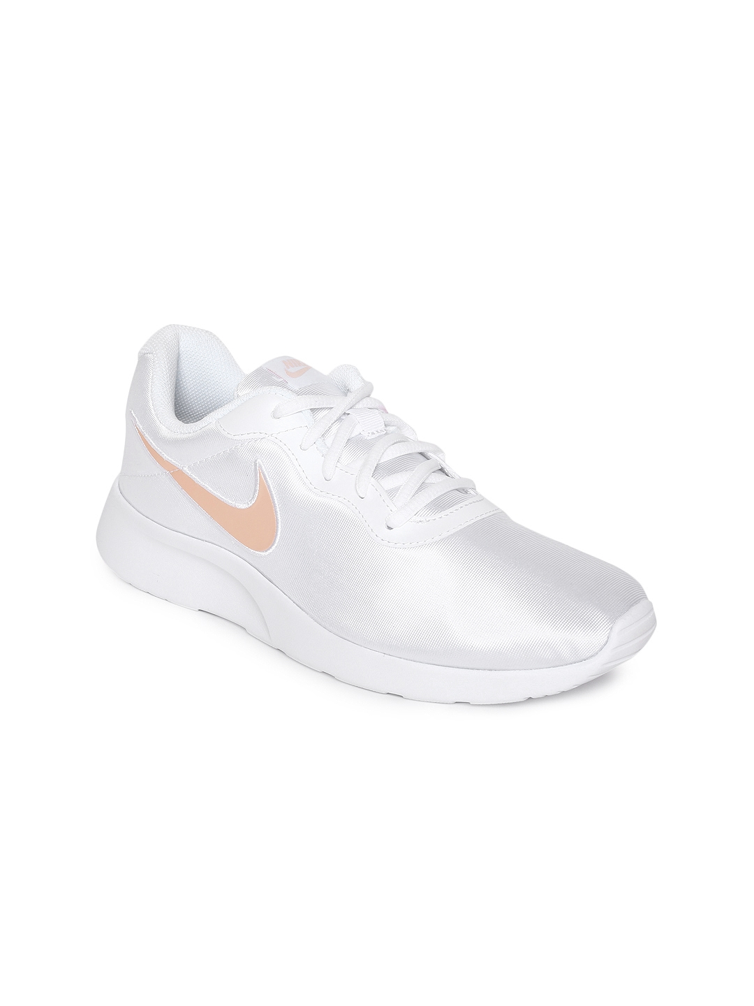 0e2a94b2ba Buy Nike Women White WMNS NIKE TANJUN SE Sneakers - Casual Shoes for ...