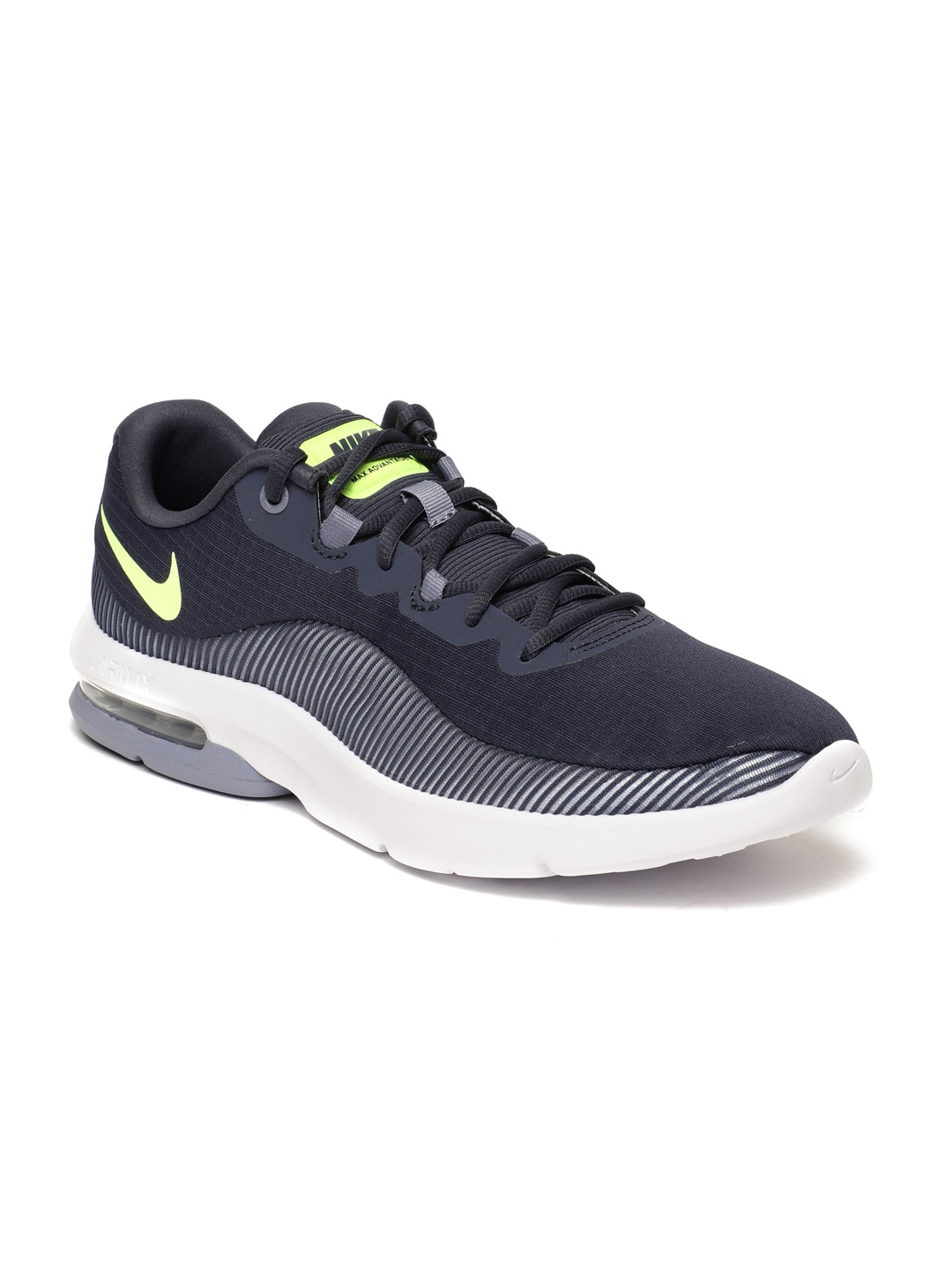 8233d2c75484b4 Buy Nike Men Blue Air Max Advantage 2 Running Shoes - Sports Shoes ...