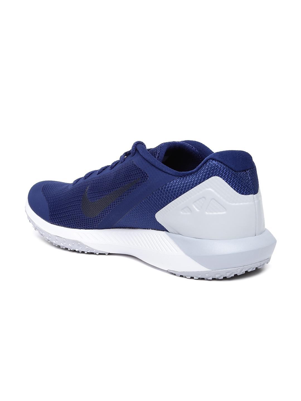ed3b9c25eff9 Buy Nike Men Blue Training Or Gym Shoes - Sports Shoes for Men ...
