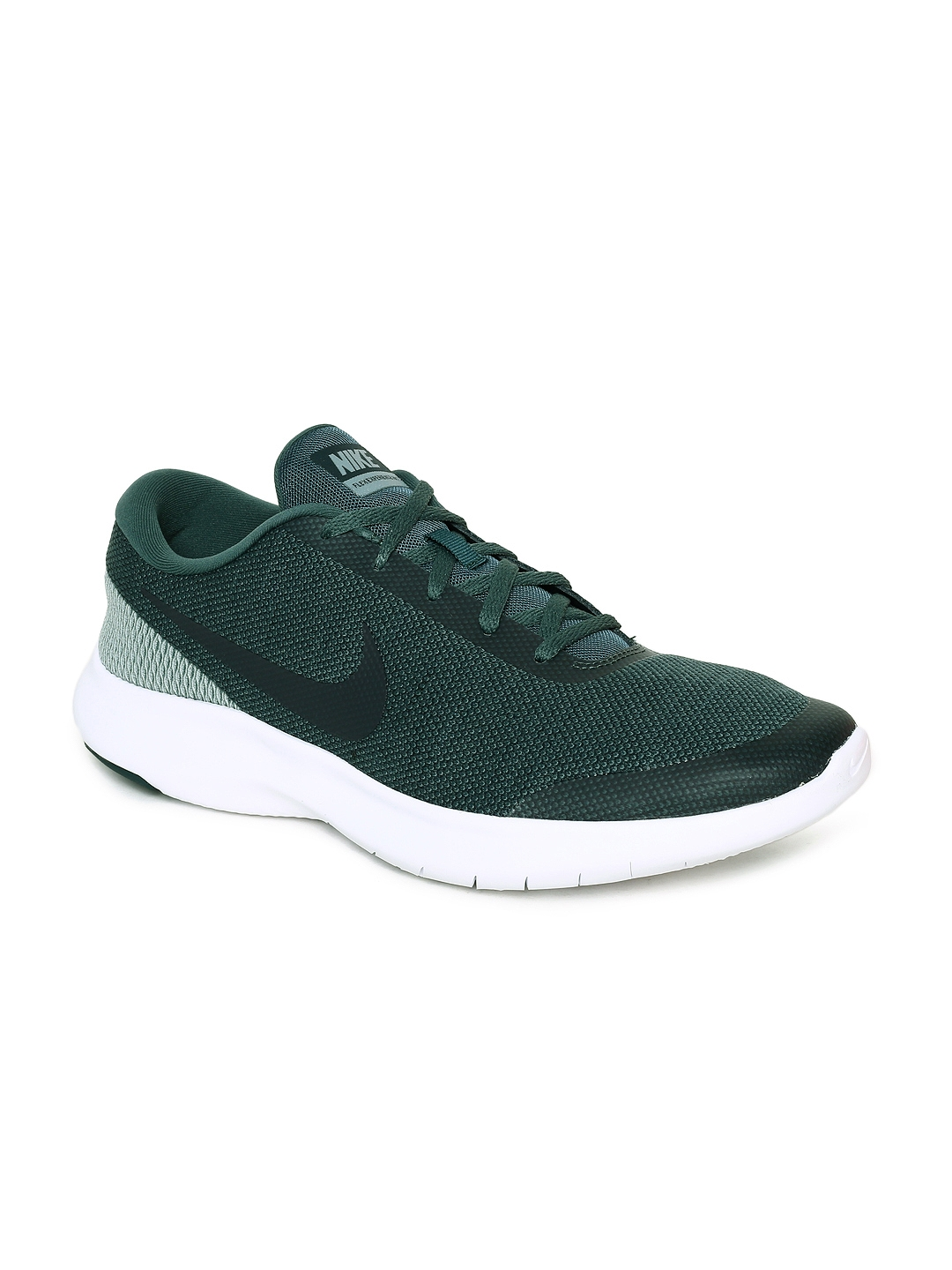 1e360e986b Buy Nike Men FLEX EXPERIENCE RN 7 Green Running Shoes - Sports Shoes ...