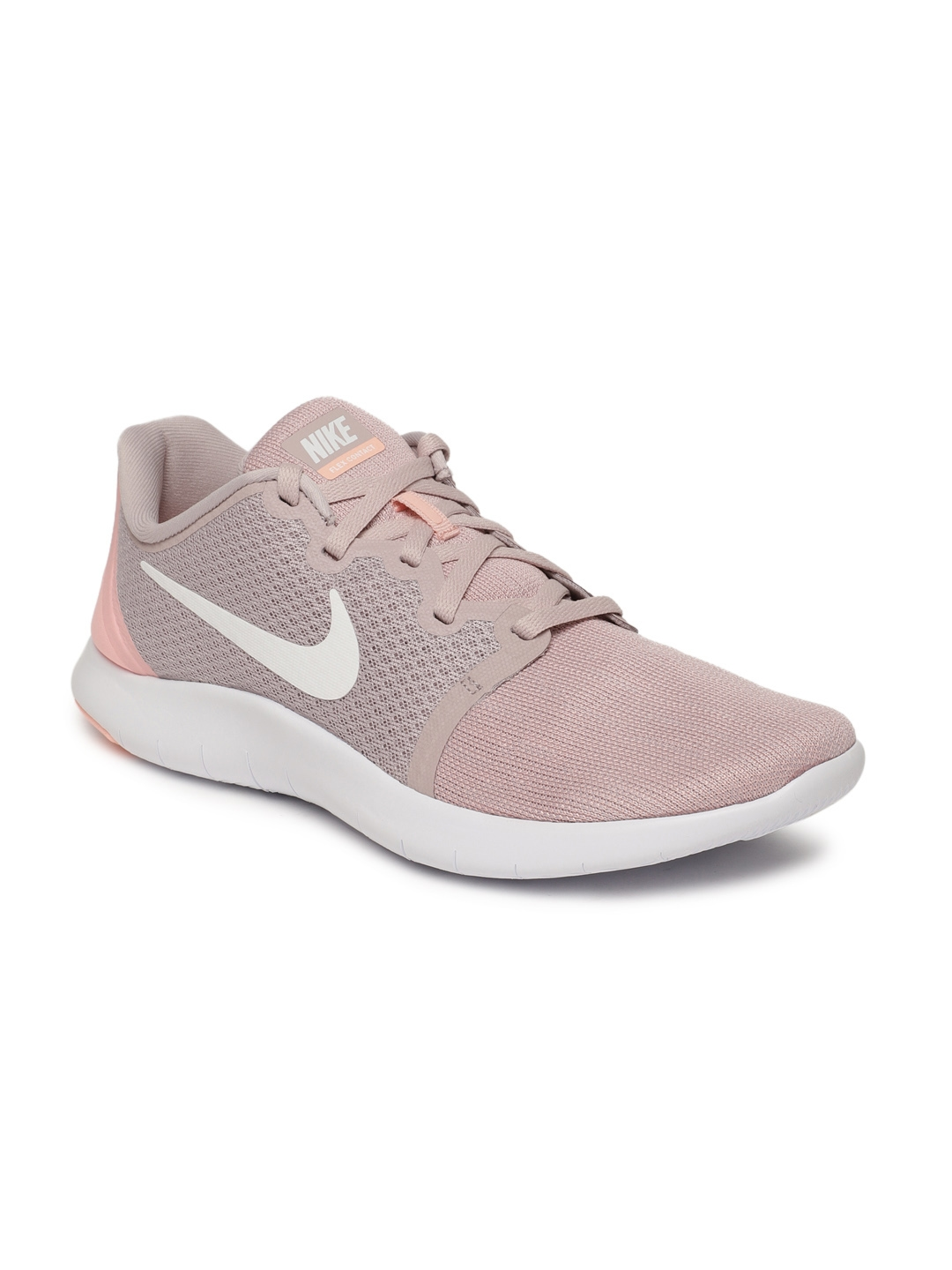 e6bd68c44b409 Buy Nike Women Pink Flex Contact 2 Running Shoes - Sports Shoes for ...
