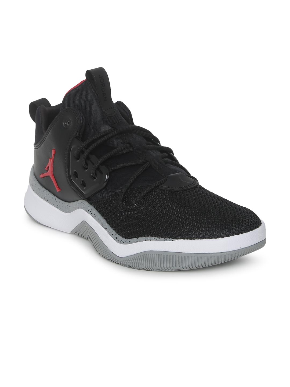 37d9aa6a0d6 Buy Nike Men Black Jordan DNA Running Shoes - Sports Shoes for Men ...