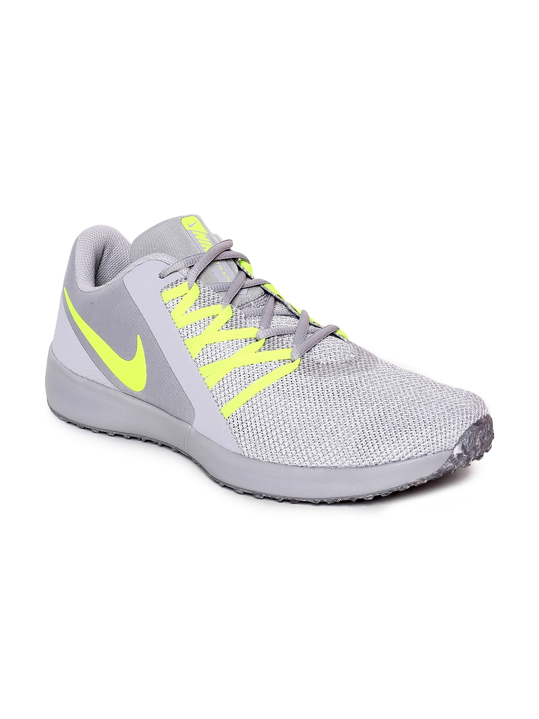 7dc91b52b6db Buy Nike Men Grey VARSITY COMPETE Training Shoes - Sports Shoes for ...