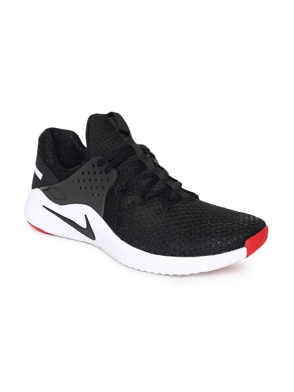 74f5cb4ed53 Nike Men Black FREE TR V8 Training Shoes