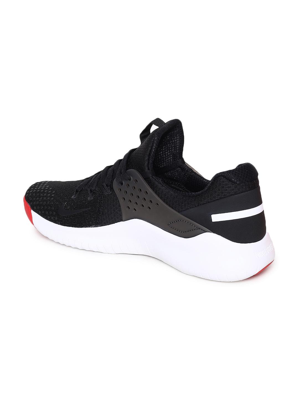 594305bc799b7 Buy Nike Men Black FREE TR V8 Training Shoes - Sports Shoes for Men ...