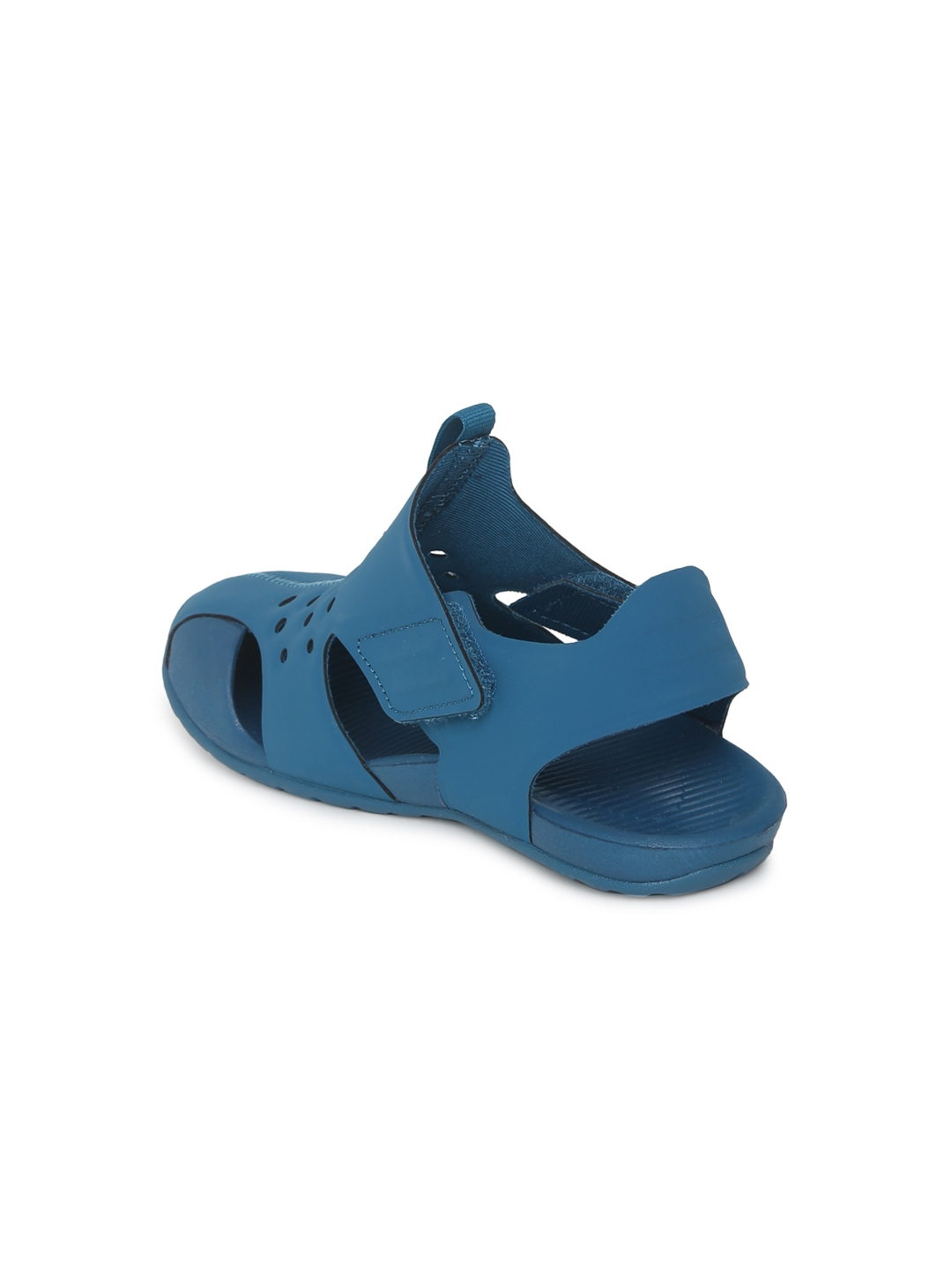 78dd01a68 Buy Nike Boys Blue Sunray Protect 2 Sports Sandals - Sports Sandals ...