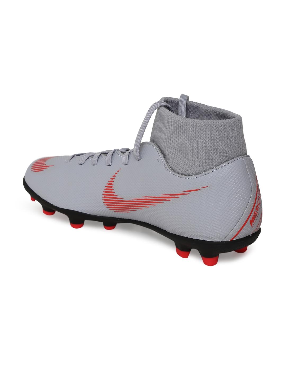856e5a3484bc Buy Nike Unisex Grey Superfly 6 Club MG Football Shoes - Sports ...
