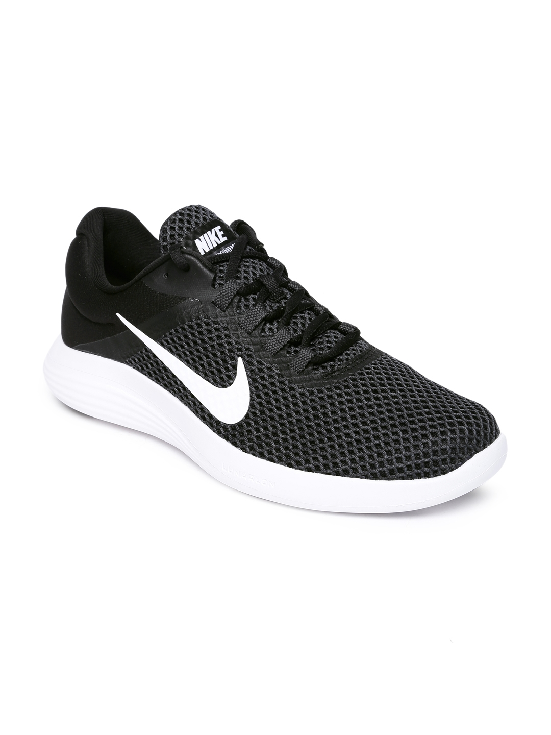 83a09795882b Buy Nike Men Black Lunar Converge 2 Running Shoe - Sports Shoes for ...