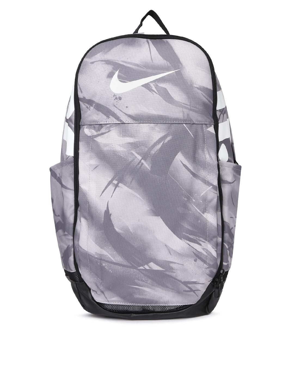 Buy Nike Unisex Black   Grey Backpack - Backpacks for Unisex 6677262 ... 363aba9e4e5d0