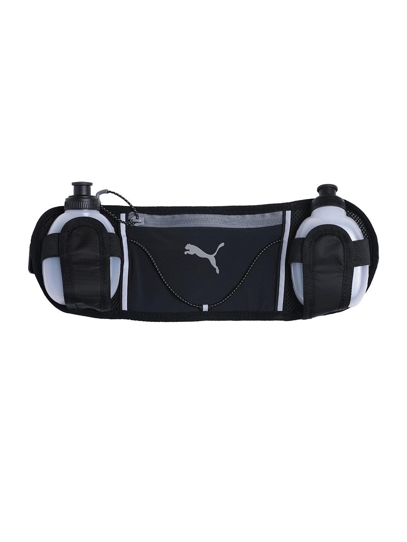 fea496ac95 Buy Puma PR Bottle Unisex Black Waist Pouch - Waist Pouch for Unisex ...