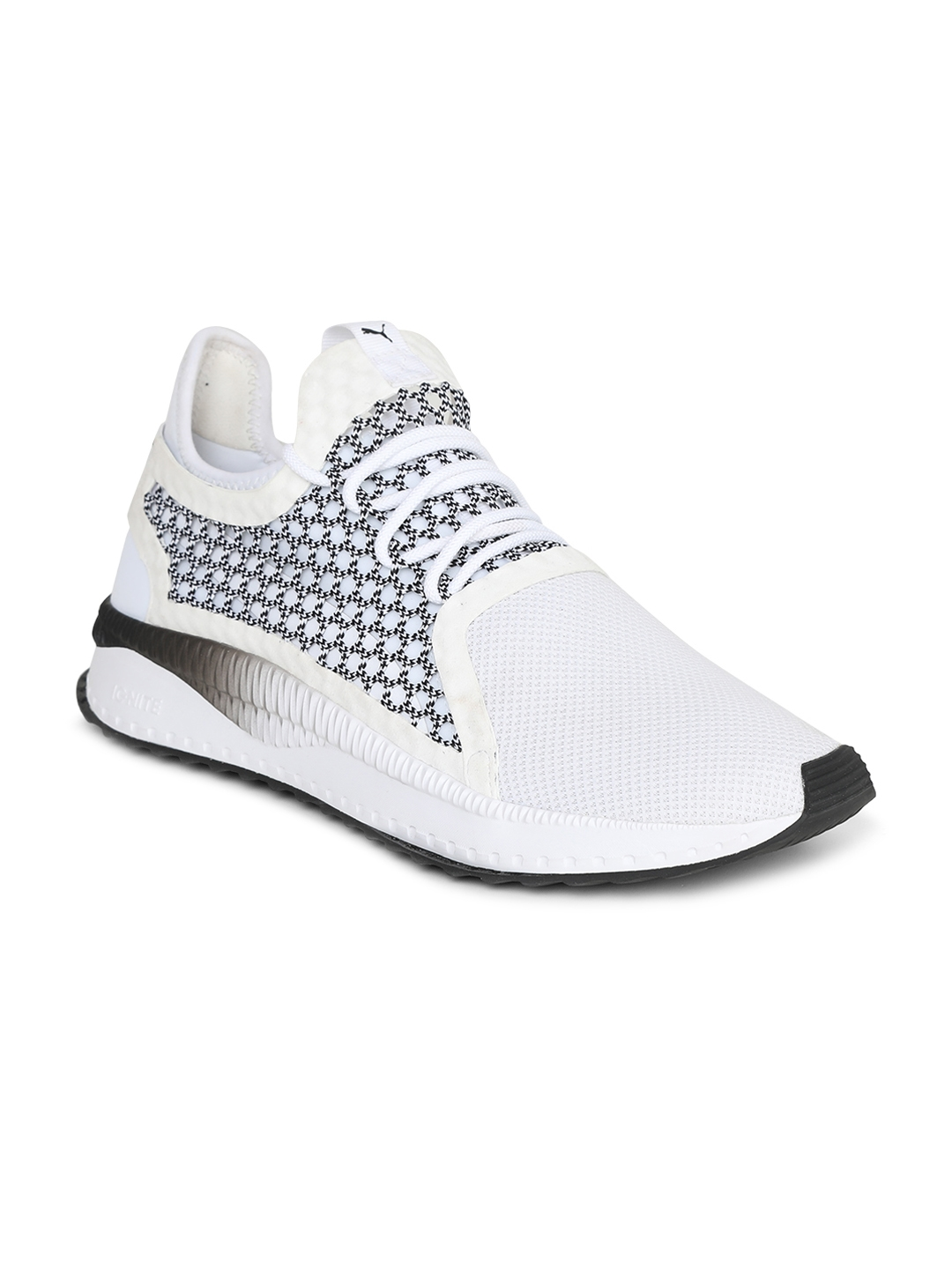 Buy Puma Men White TSUGI NETFIT V2 Running Shoes - Sports Shoes for ... 781b5a147