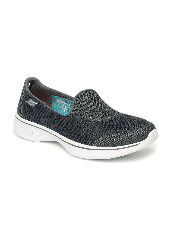 c62873a83229 Buy Skechers Women Charcoal Go Walk 4 Propel Walking Shoes - Sports ...