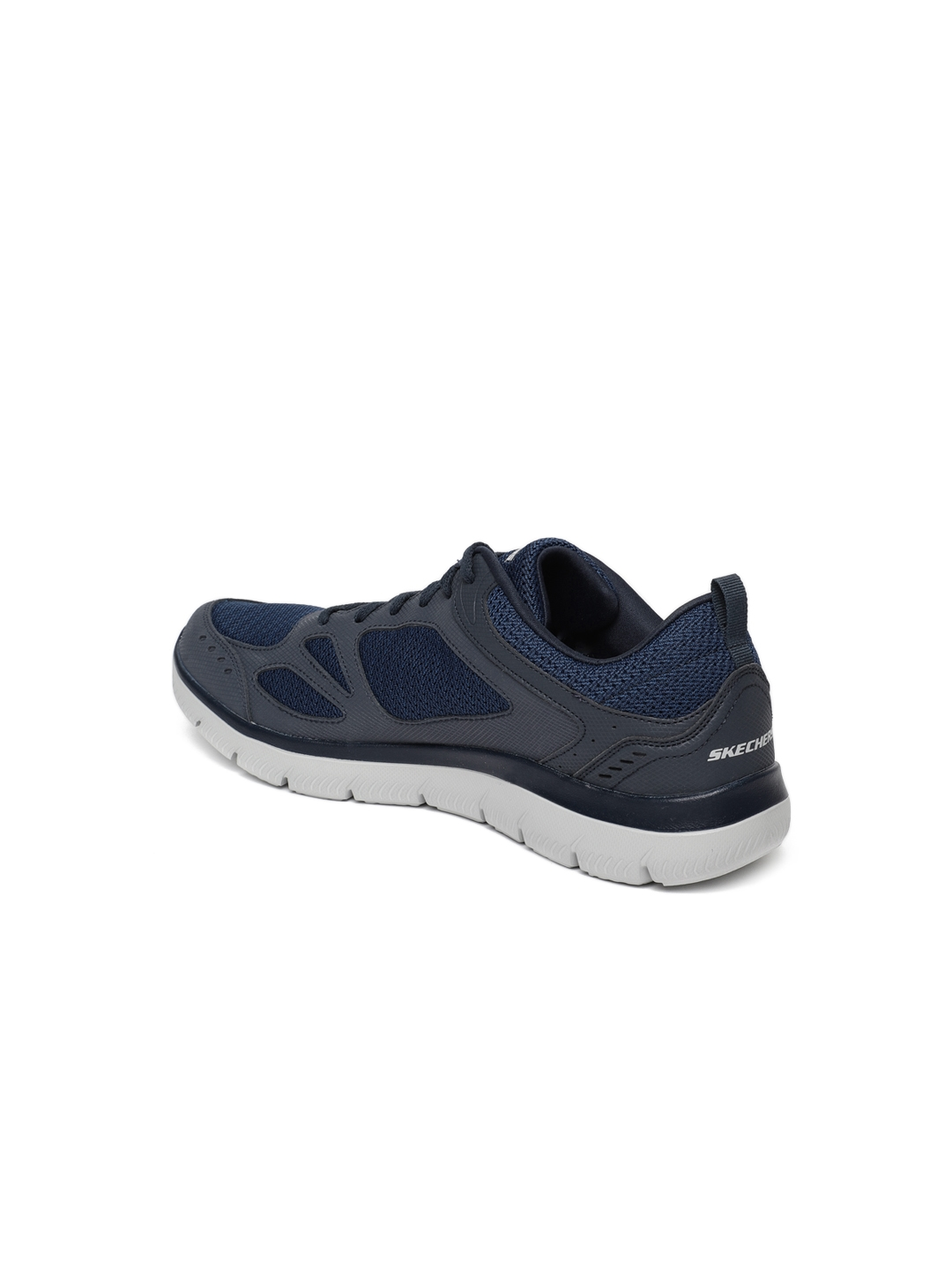 8c1ceee24eae Buy Skechers Men Navy Blue Summits South Rim Training Or Gym Shoes ...