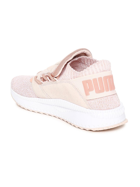 9dcc088ed9c8 Buy Puma Women Pink TSUGI Shinsei EvoKnit Slip On Sneakers - Casual ...