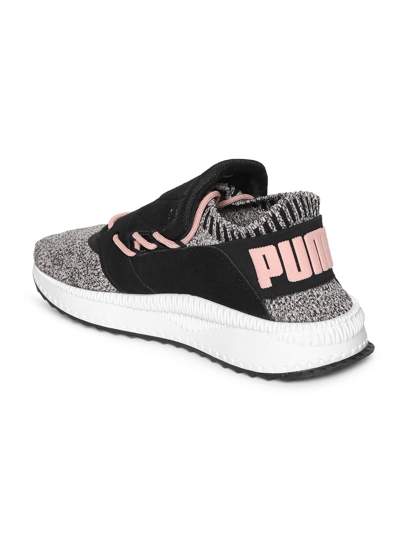 a88c8785dd59 Buy Puma Women Black TSUGI Shinsei EvoKnit Slip On Sneakers - Casual ...