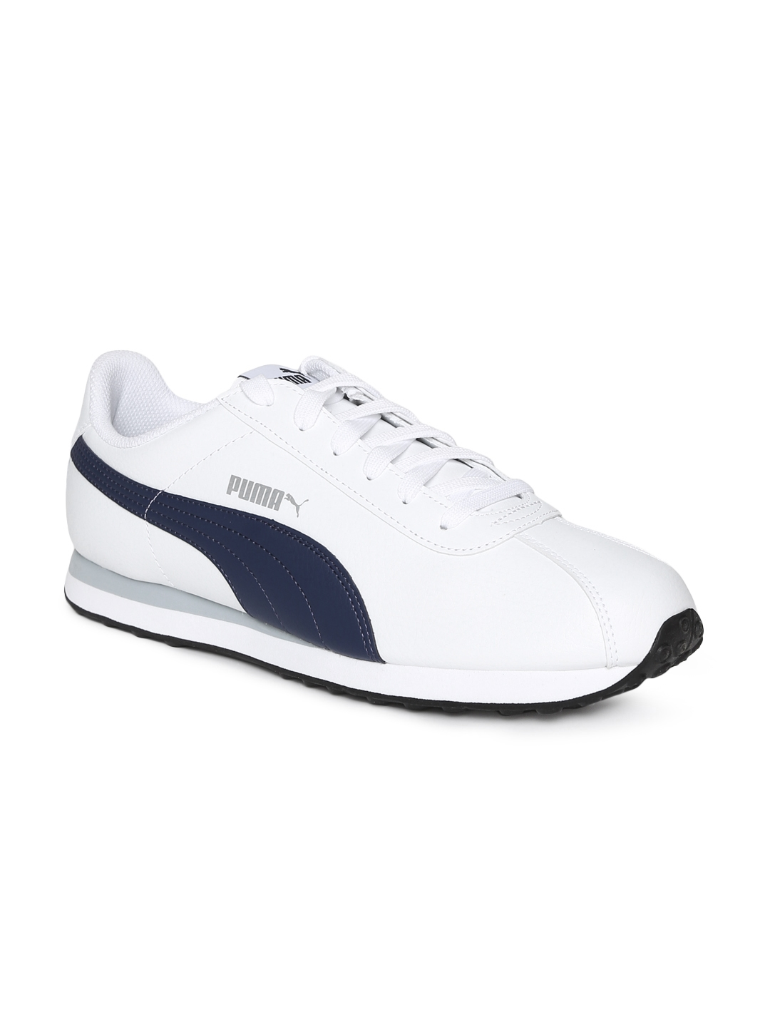 c96872fc8736f7 Buy Puma Men White Turin Sneakers - Casual Shoes for Men 6697413 ...