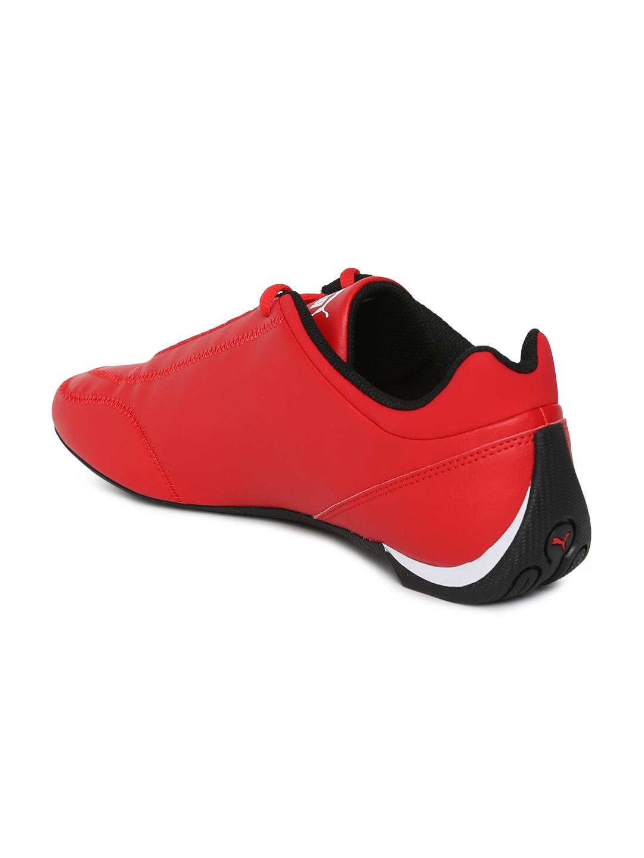 Buy Puma Men Red Scuderia Ferrari Future Kart Cat Sneakers - Casual ... fe87dc842