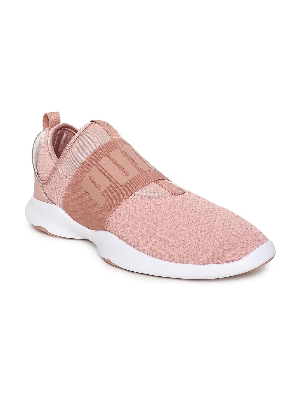 ee7da9362dc7fa Buy Puma Women Pink Dare Wns EP Sneakers - Casual Shoes for Women ...