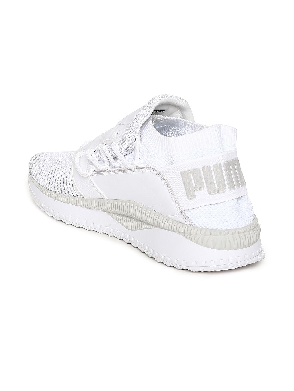 9da8384b071d Buy Puma Men White TSUGI Shinsei EvoKNIT Sneakers - Casual Shoes for ...