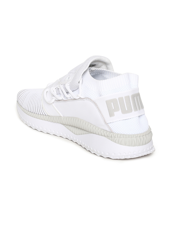 7ea45e231f07 Buy Puma Men White TSUGI Shinsei EvoKNIT Sneakers - Casual Shoes for ...