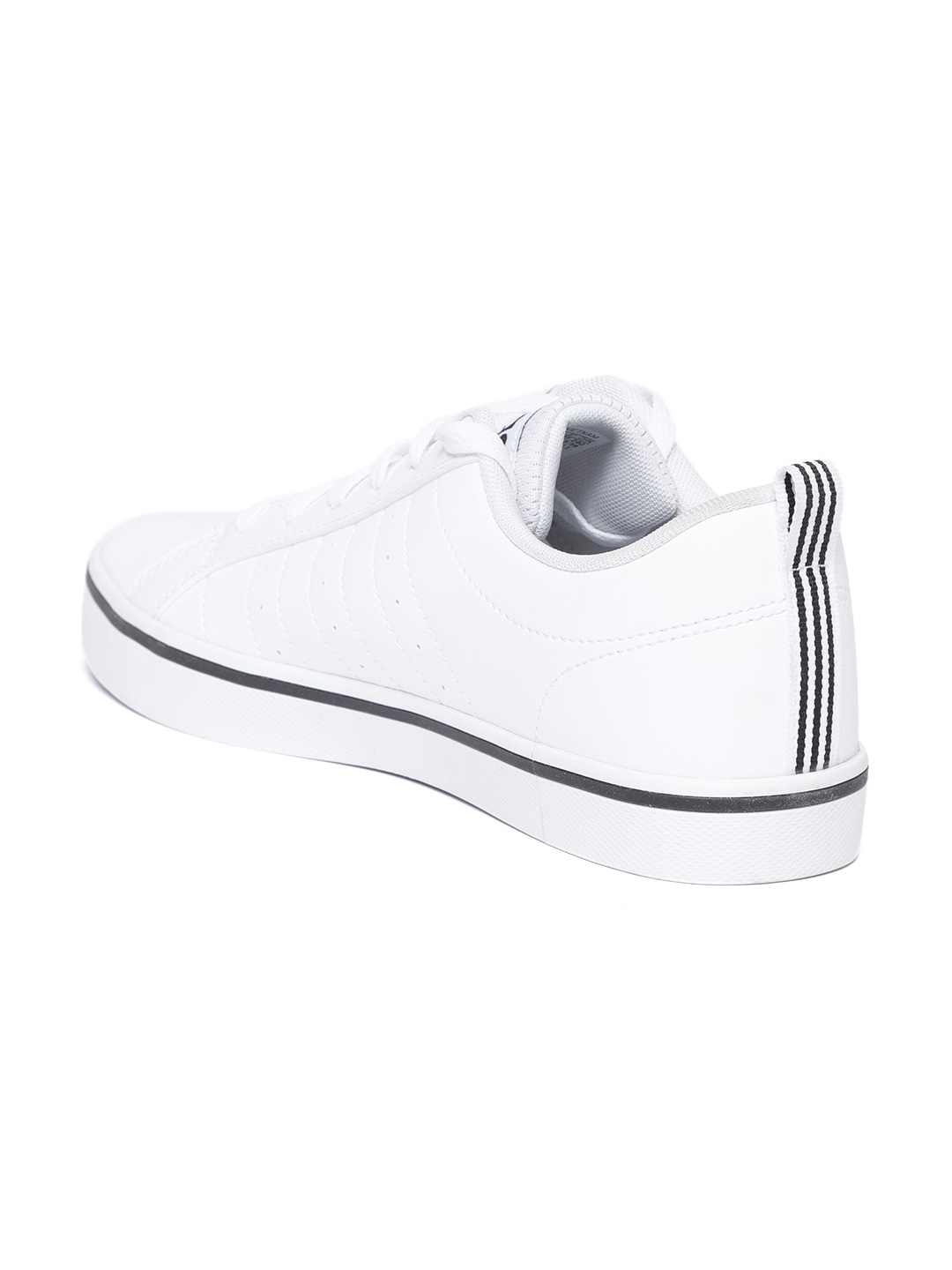 Buy Adidas Men White Vs Pace Basketball Shoes Casual Shoes For Men