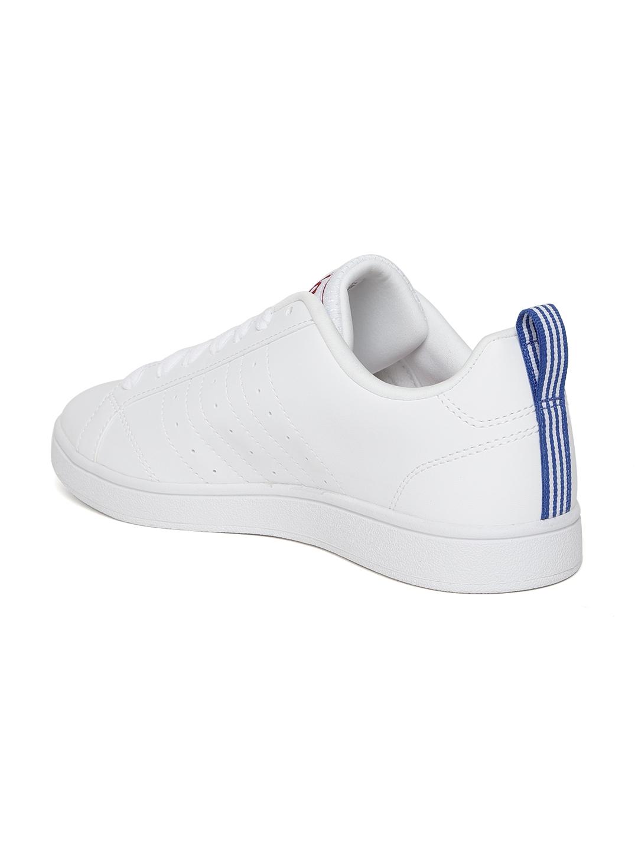 fb61d00535fd Buy ADIDAS Men White VS Advantage Tennis Shoes - Sports Shoes for ...