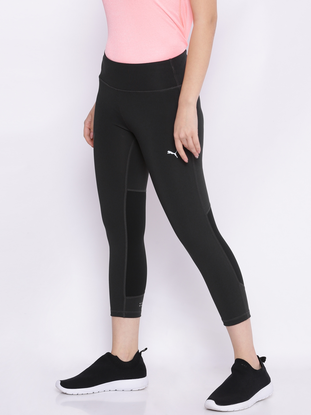 6b2656eed05bf Buy Puma Women Speed 3 4 Tight W - Tights for Women 6701297 | Myntra
