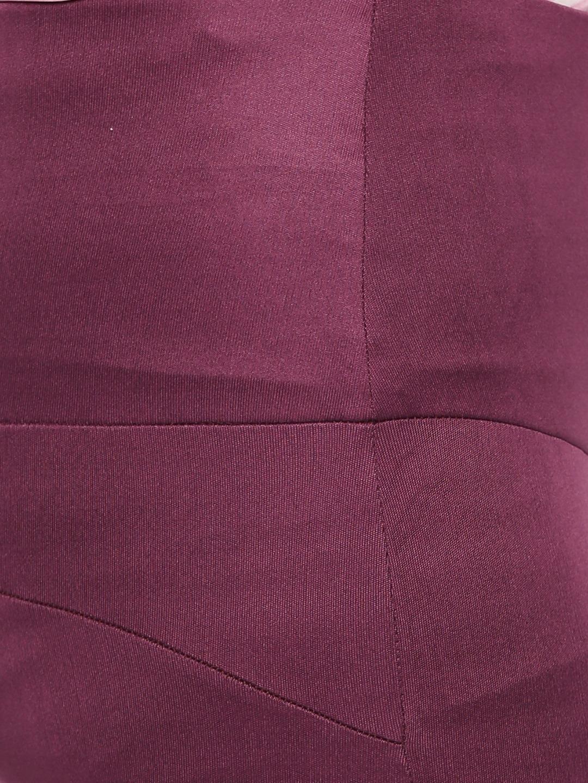 e182970d4 Buy Zweat Women Purple Patterned Tights - Tights for Women 6701605 ...