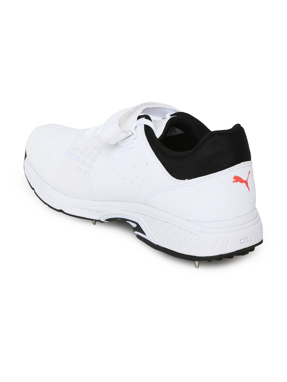 dc7d2206352cd0 Buy Puma Men White EvoSPEED Cricket Shoes - Sports Shoes for Men ...