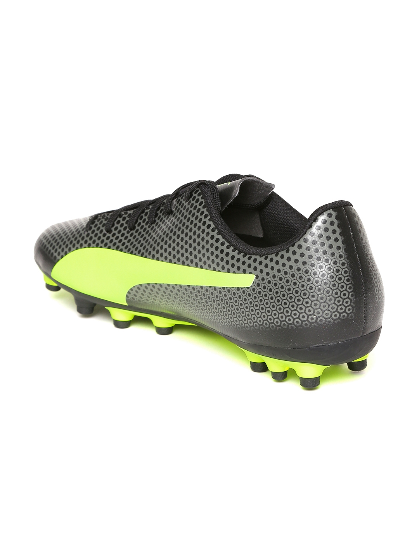 3fdbc3f693a3 Buy Puma Men Black Spirit Artificial Grass Football Shoes - Sports ...