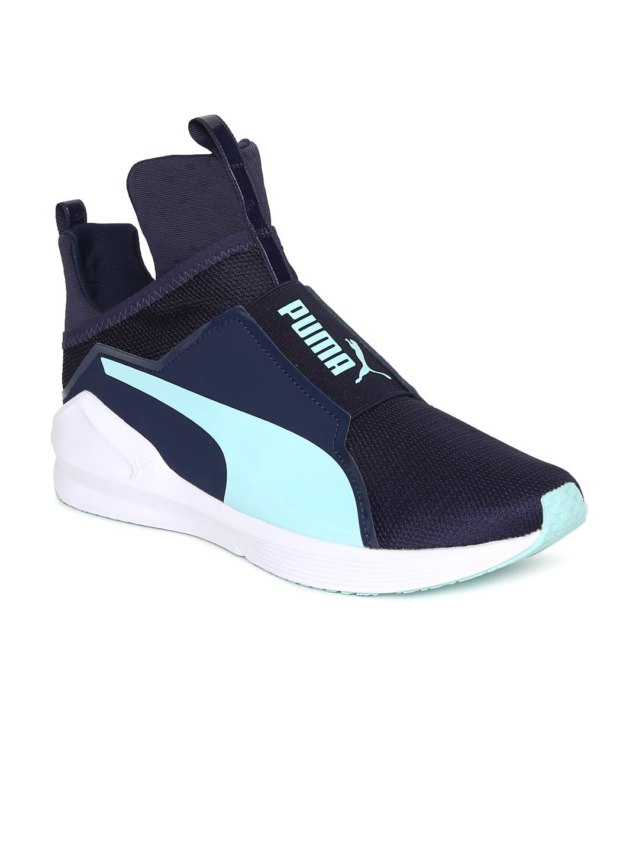 Navy Blue Fierce Core Training Shoes
