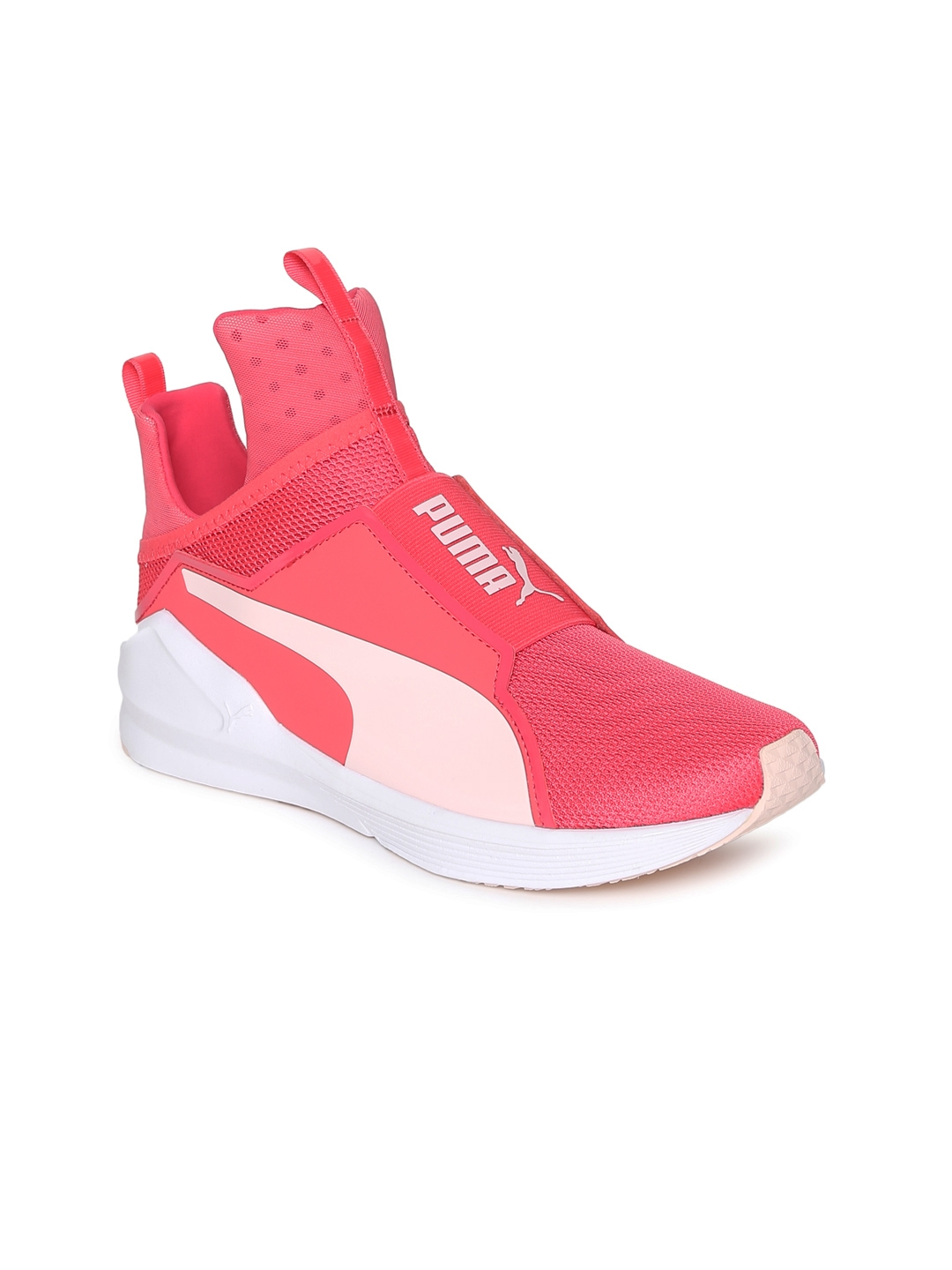 Buy Puma Women Pink Fierce Core Training Shoes - Sports Shoes for ... 34c574904