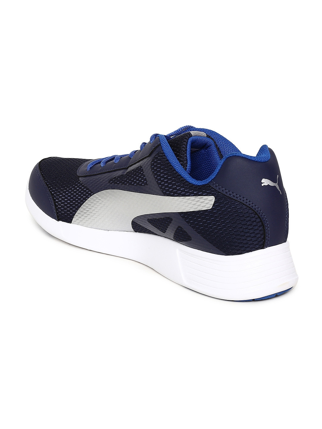 a70163007dcf Buy Puma Men Navy Blue Trenzo IDP Training Shoes - Sports Shoes for ...