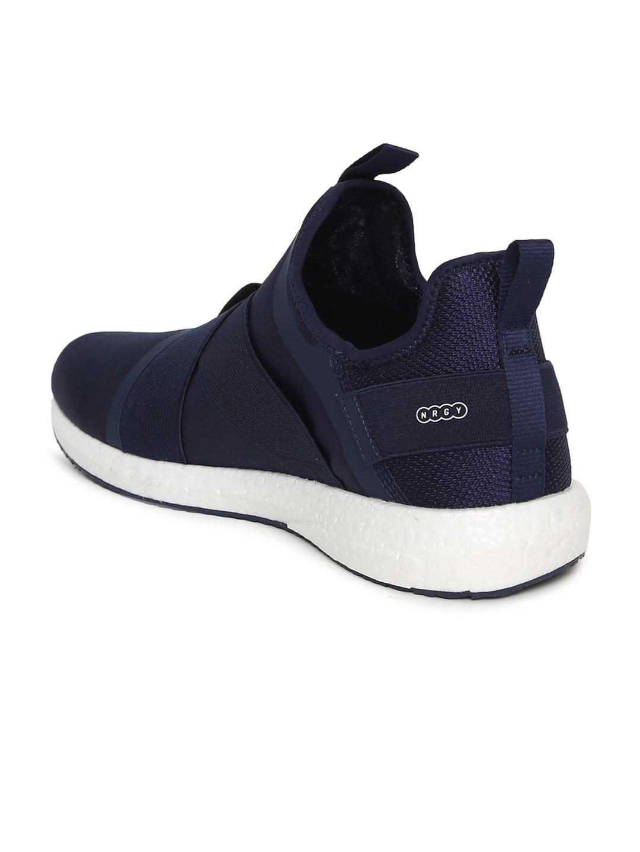 f223de201e6040 Buy Puma Unisex Navy Blue Mega NRGY X Running Shoes - Sports Shoes ...