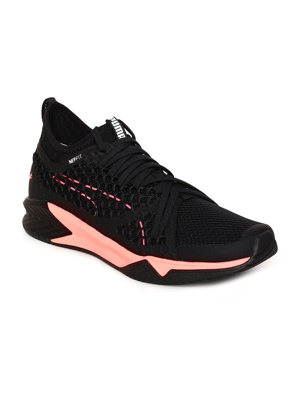 e29eb8ec Buy Puma Women Black IGNITE XT NETFIT Wn S Sports Training Shoes ...