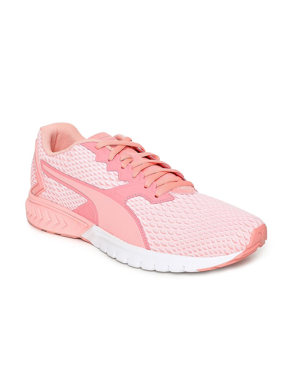 b429d8e9cc Puma Women Peach-Coloured IGNITE Dual New Core Wn s Running Shoes